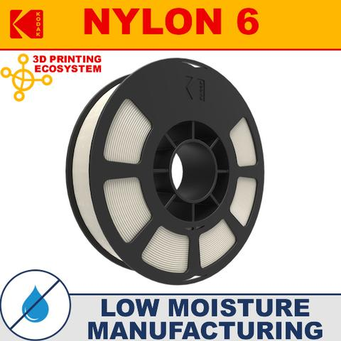 KODAK Nylon 6 3D Printer Filament - Digitmakers.ca providing 3d printers, 3d scanners, 3d filaments, 3d printing material , 3d resin , 3d parts , 3d printing services