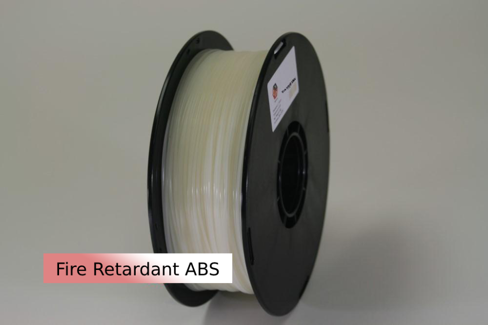 D3D Flame Retardant ABS-Various Color-1.75mm