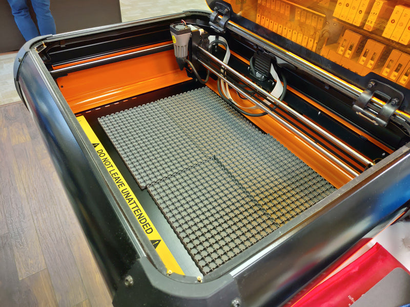 Used Emblaser 2 - Laser Cutter & Engraver (Pickup only) - Digitmakers.ca providing 3d printers, 3d scanners, 3d filaments, 3d printing material , 3d resin , 3d parts , 3d printing services