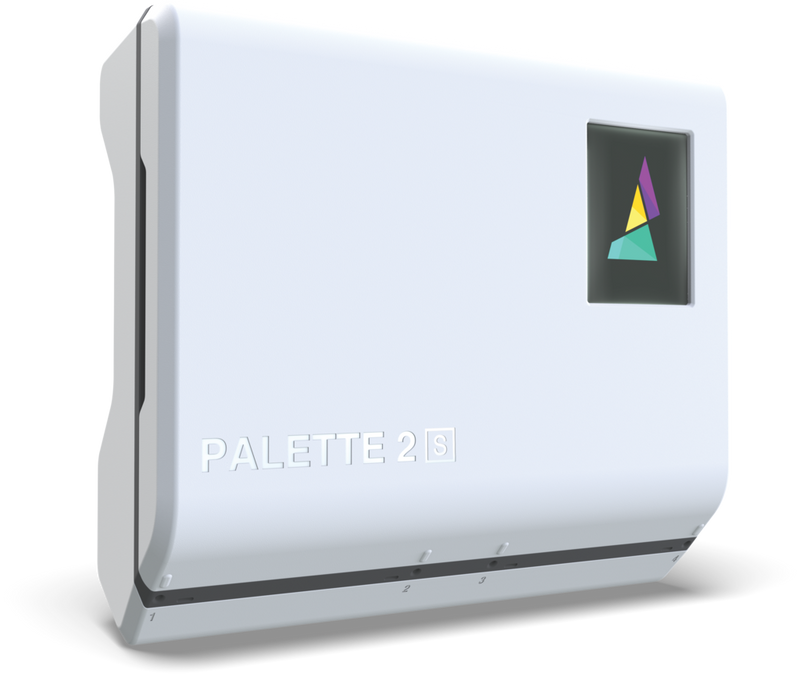 Palette 2S - Digitmakers.ca providing 3d printers, 3d scanners, 3d filaments, 3d printing material , 3d resin , 3d parts , 3d printing services