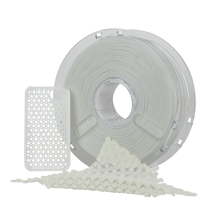 PolyFlex™ TPU95 -1.75mm - Digitmakers.ca providing 3d printers, 3d scanners, 3d filaments, 3d printing material , 3d resin , 3d parts , 3d printing services