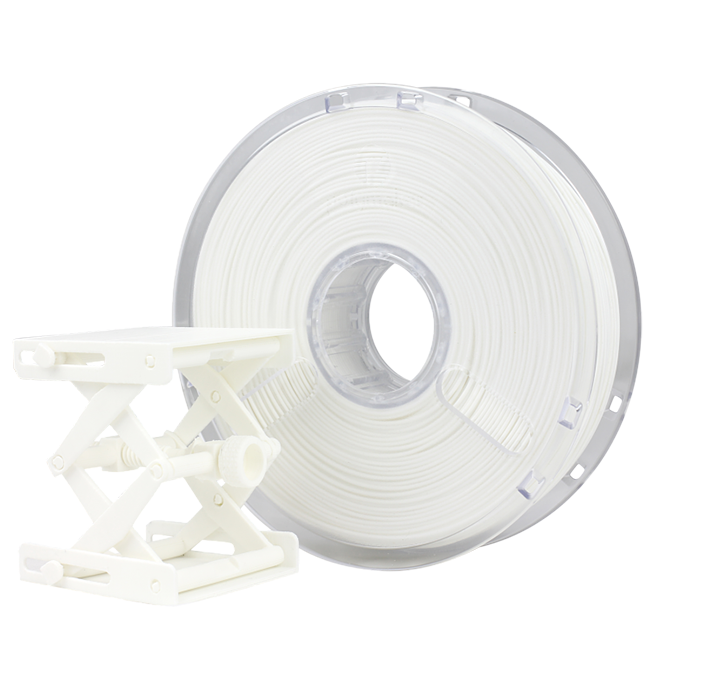 Polymaker PC-Max Polycarbonate White 1.75mm - Digitmakers.ca providing 3d printers, 3d scanners, 3d filaments, 3d printing material , 3d resin , 3d parts , 3d printing services