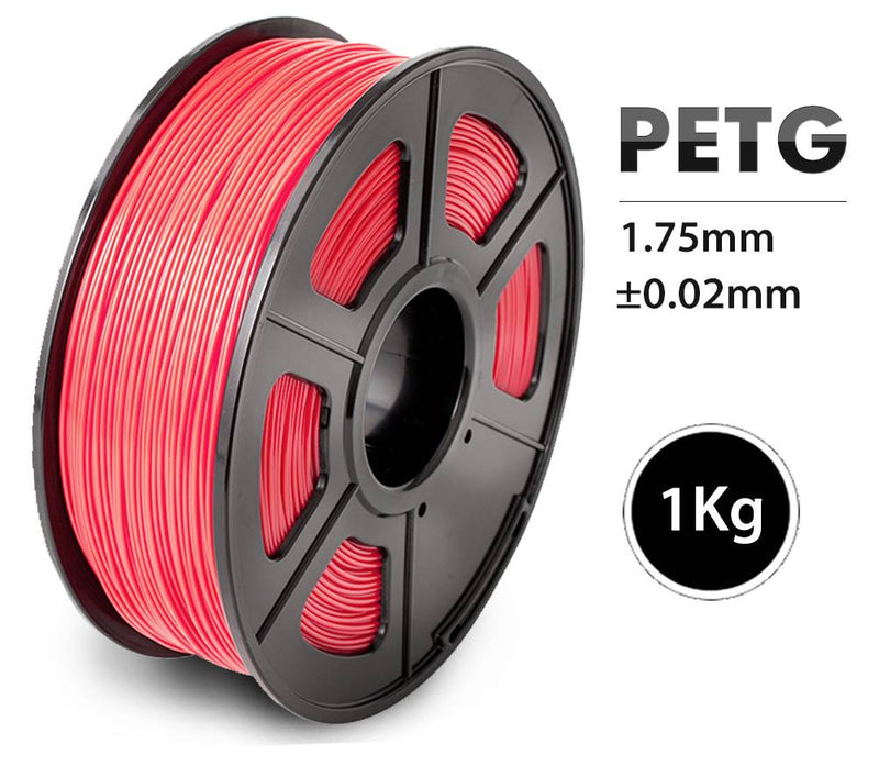 D3D Sigma PETG 1kg 1.75 mm  Spooled Various Colors - Digitmakers.ca providing 3d printers, 3d scanners, 3d filaments, 3d printing material , 3d resin , 3d parts , 3d printing services