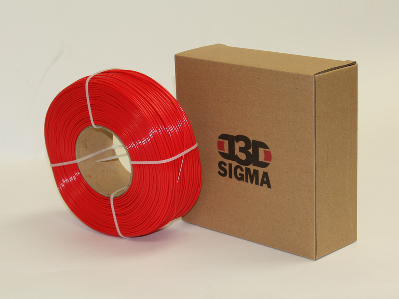 D3D Sigma Prototyping ABS 1.75mm 1kg Spooless Refill