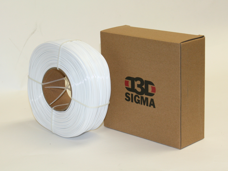 D3D Sigma Prototyping PLA 1kg Spooless Refill Various Sizes
