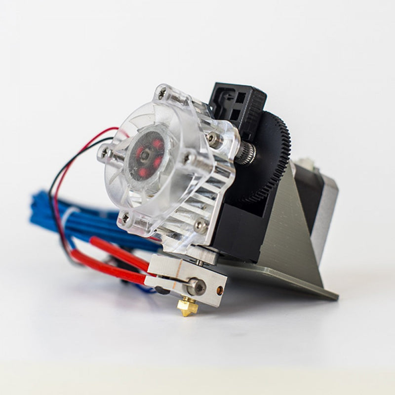 E3D Titan Extruder AERO-Mirrored  - 1.75mm-Full Assembly