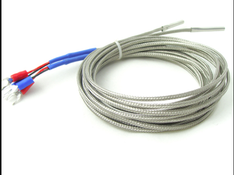 Thermocouples 4x30 MM Stainless Steel-Pack of Two - Digitmakers.ca providing 3d printers, 3d scanners, 3d filaments, 3d printing material , 3d resin , 3d parts , 3d printing services