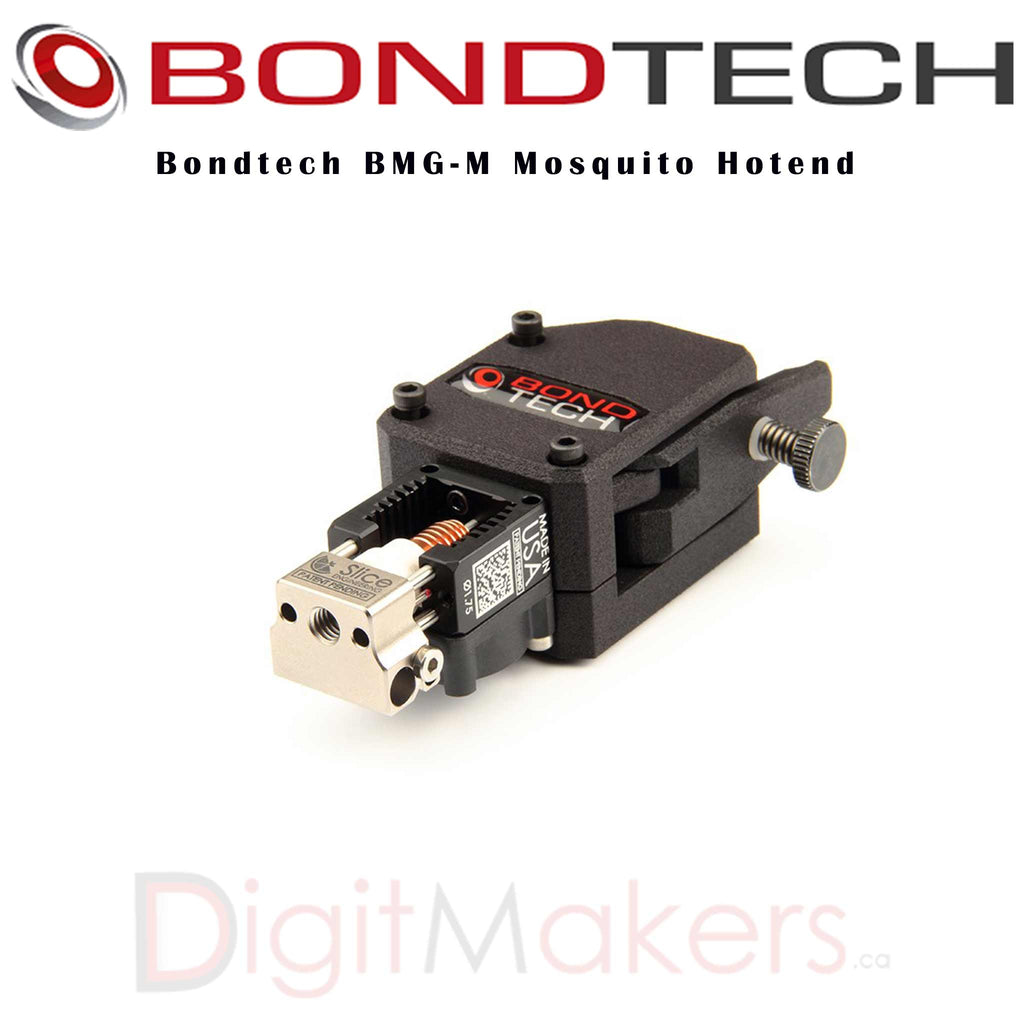Bondtech BMG  Extruder For Mosquito Hotend RH & LH - Digitmakers.ca providing 3d printers, 3d scanners, 3d filaments, 3d printing material , 3d resin , 3d parts , 3d printing services