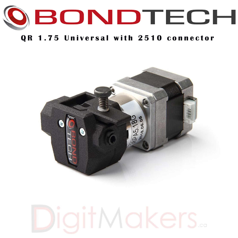 Bondtech QR 1.75 Universal with 2510 connector - Digitmakers.ca providing 3d printers, 3d scanners, 3d filaments, 3d printing material , 3d resin , 3d parts , 3d printing services