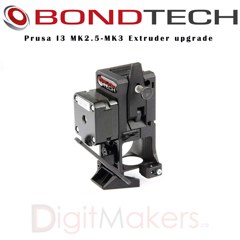 BondTech Prusa I3 MK2.5 MK3 Extruder Upgrade Kit - Digitmakers.ca providing 3d printers, 3d scanners, 3d filaments, 3d printing material , 3d resin , 3d parts , 3d printing services