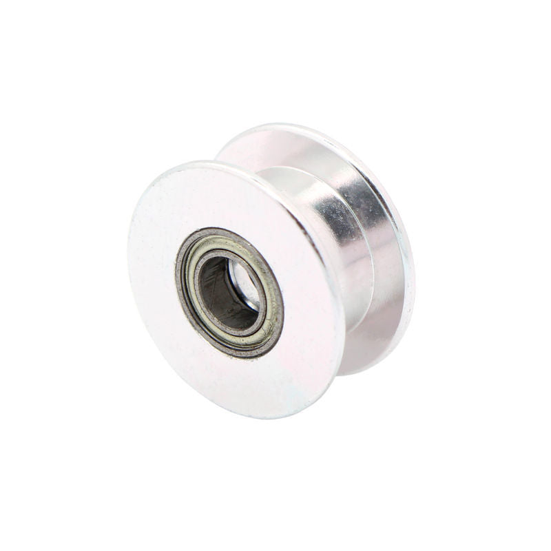 G2- Idler Pulley No Teeth - 12.2mm Diameter, 18mm Flange