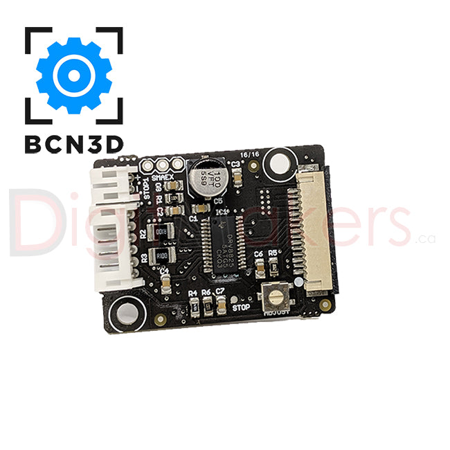 BCN3D Stepper Driver Board - Digitmakers.ca providing 3d printers, 3d scanners, 3d filaments, 3d printing material , 3d resin , 3d parts , 3d printing services