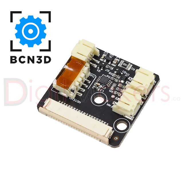 BCN3D Hotend Electronics Board - Digitmakers.ca providing 3d printers, 3d scanners, 3d filaments, 3d printing material , 3d resin , 3d parts , 3d printing services