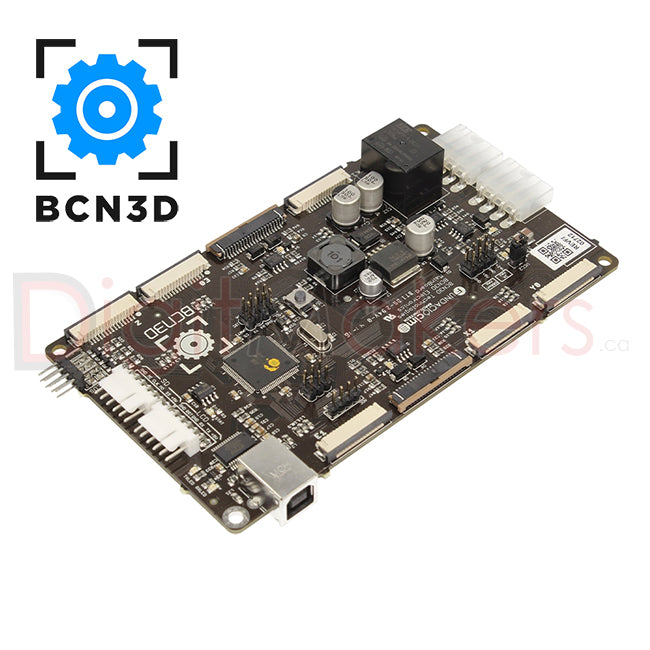 BCN3D Main Electronic Board - Digitmakers.ca providing 3d printers, 3d scanners, 3d filaments, 3d printing material , 3d resin , 3d parts , 3d printing services