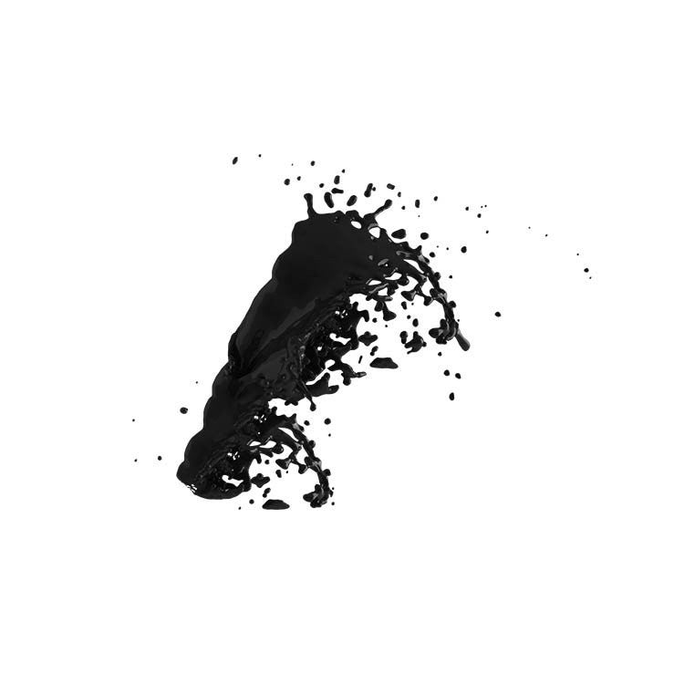 Black MakerJuice Pigment