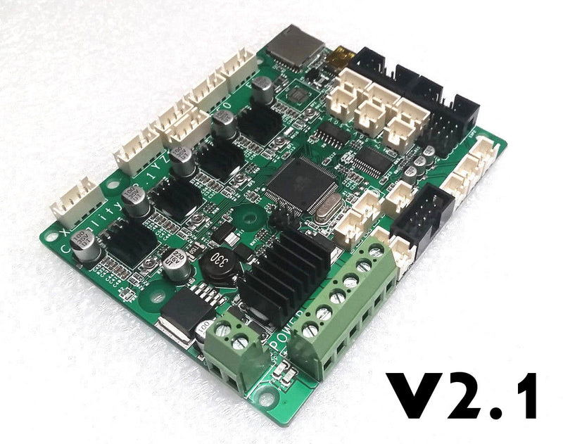 Creality CR-10S Control Board v2.1 New 2018 - Digitmakers.ca providing 3d printers, 3d scanners, 3d filaments, 3d printing material , 3d resin , 3d parts , 3d printing services