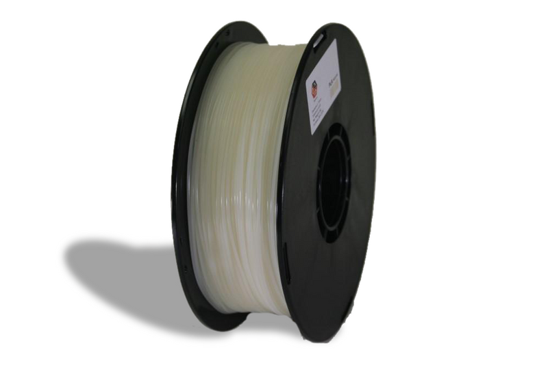 D3D Soft PLA 1.75mm 1kg Spool White