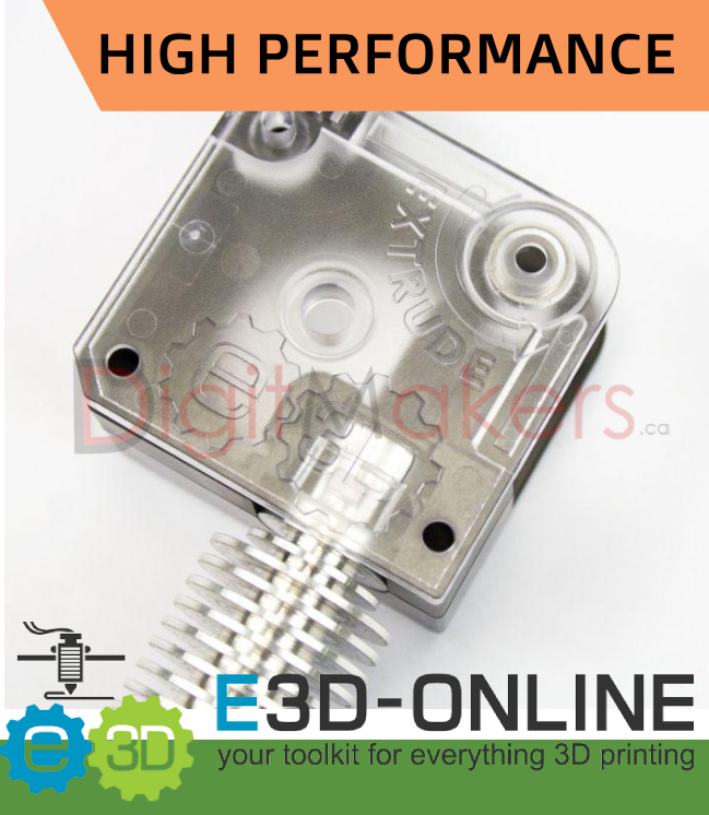 E3D Titan Lid and Bearing