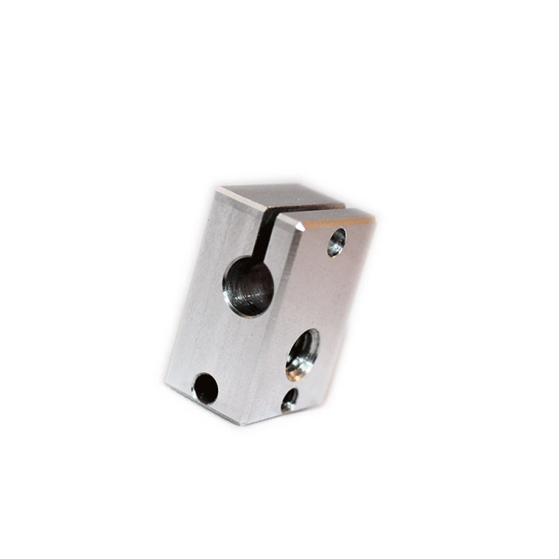 E3D V6 Heater Block for Sensor Cartridges - Digitmakers.ca