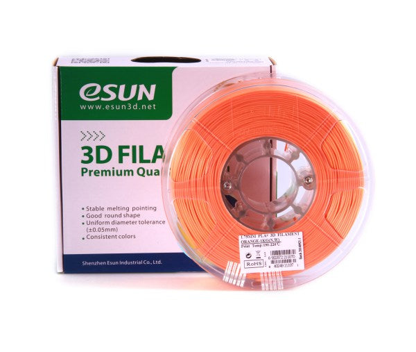 ESun PLA+ Filament 1.75mm 1kg-27 Colors Available - Digitmakers.ca providing 3d printers, 3d scanners, 3d filaments, 3d printing material , 3d resin , 3d parts , 3d printing services
