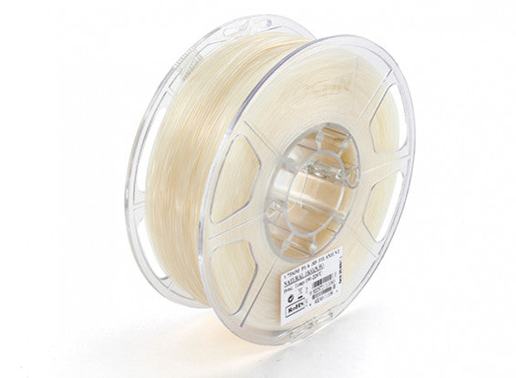 ESUN Standard 1.75 mm PLA 1kg- Natural