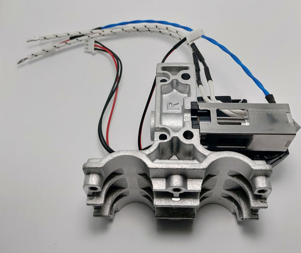Flashforge Creator 3 Complete Extruder Hot End Assembly - Digitmakers.ca providing 3d printers, 3d scanners, 3d filaments, 3d printing material , 3d resin , 3d parts , 3d printing services