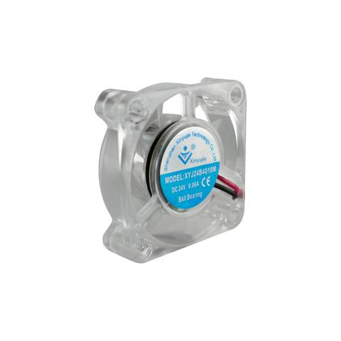 E3D Clear Brushless Ball Bearing Cooling Fans 12/24v - Digitmakers.ca