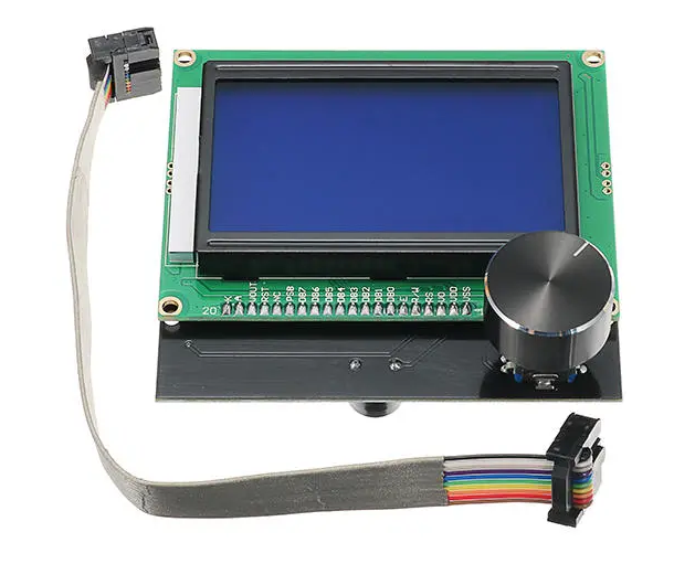 Creality LCD Screen Replacement For CR-10 3D Printer - Digitmakers.ca providing 3d printers, 3d scanners, 3d filaments, 3d printing material , 3d resin , 3d parts , 3d printing services