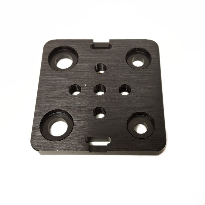 Mini V Gantry Plate - Digitmakers.ca providing 3d printers, 3d scanners, 3d filaments, 3d printing material , 3d resin , 3d parts , 3d printing services
