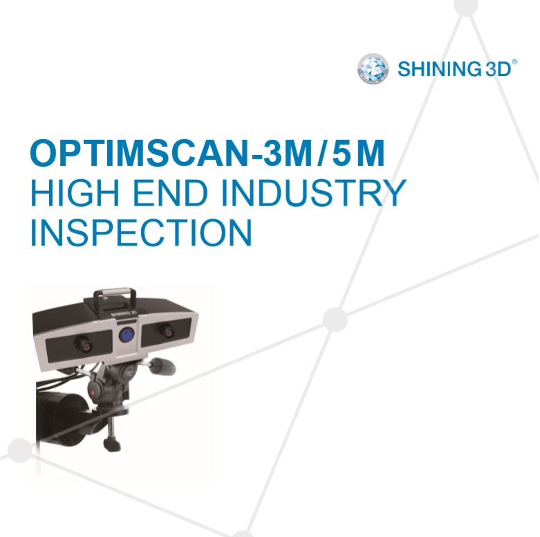 OPTIMSCAN-3M/5M HIGH END INDUSTRY INSPECTION - Digitmakers.ca providing 3d printers, 3d scanners, 3d filaments, 3d printing material , 3d resin , 3d parts , 3d printing services