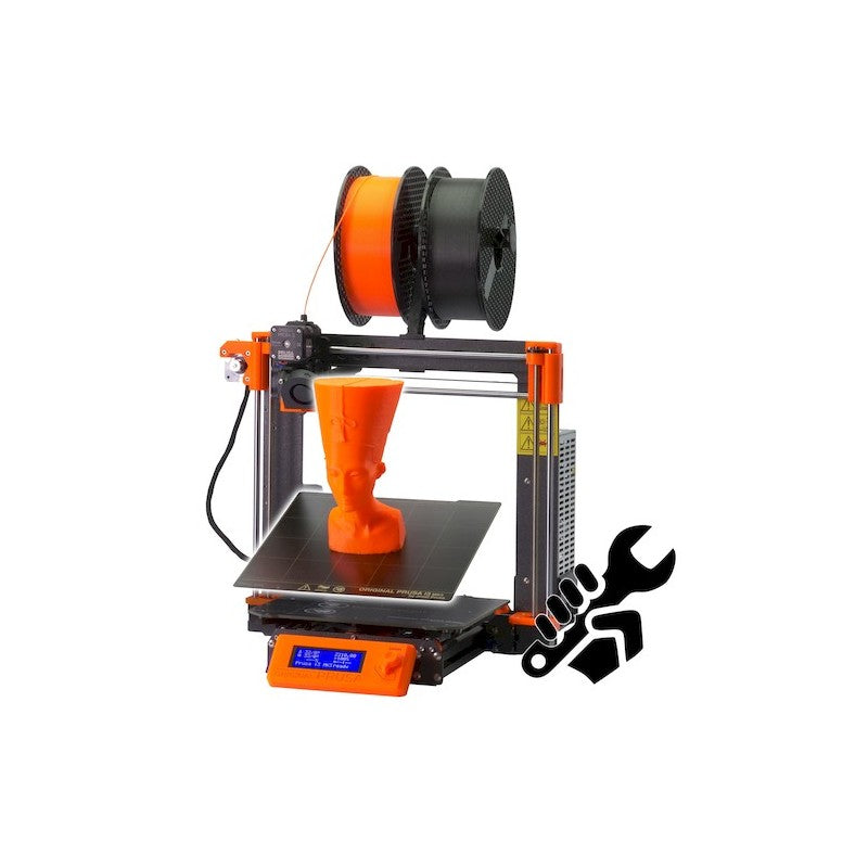 Original Prusa i3 MK3S+ Certified DIY 3D Printer Kit - ETL Certified