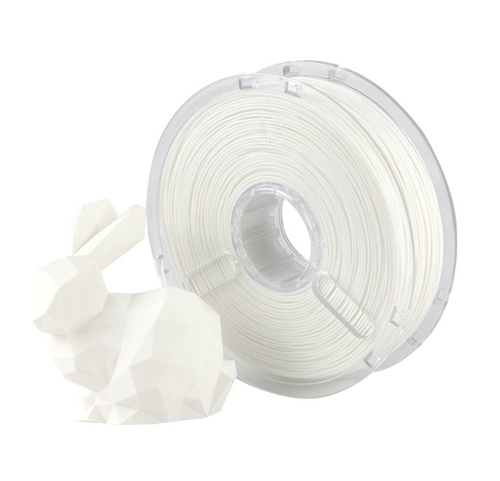 Polymaker PolyMax High Strength PLA - White- 2.85mm - Digitmakers.ca providing 3d printers, 3d scanners, 3d filaments, 3d printing material , 3d resin , 3d parts , 3d printing services
