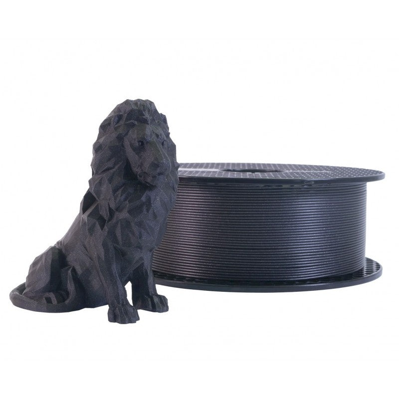 Prusament PLA Filament - Galaxy Black - 1.75mm 1kg Spool