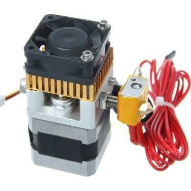 3D Printer Extruder 1.75mm (All Metal) - Digitmakers.ca