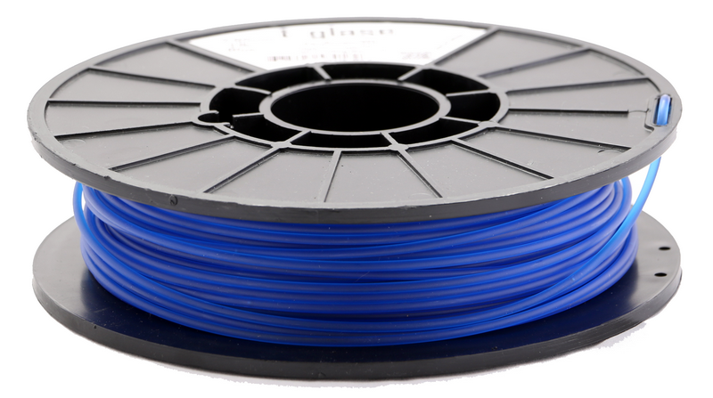 Taulman T-Glase PETT-Blue-1.75mm 1lb - Digitmakers.ca providing 3d printers, 3d scanners, 3d filaments, 3d printing material , 3d resin , 3d parts , 3d printing services