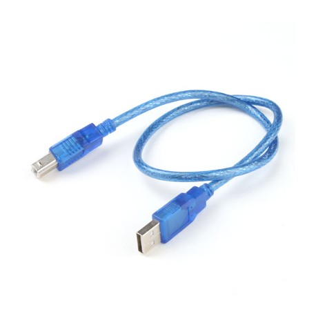USB Cable Type A To Type B 50cm