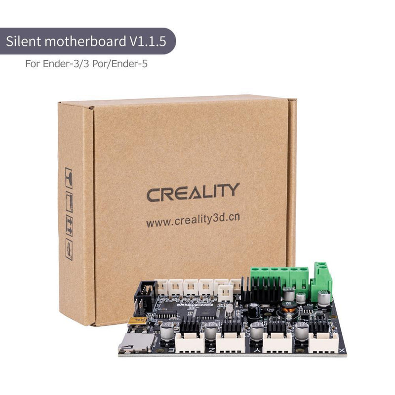 Ender 5 Upgraded Silent Mainboard V1.1.5 - Digitmakers.ca providing 3d printers, 3d scanners, 3d filaments, 3d printing material , 3d resin , 3d parts , 3d printing services
