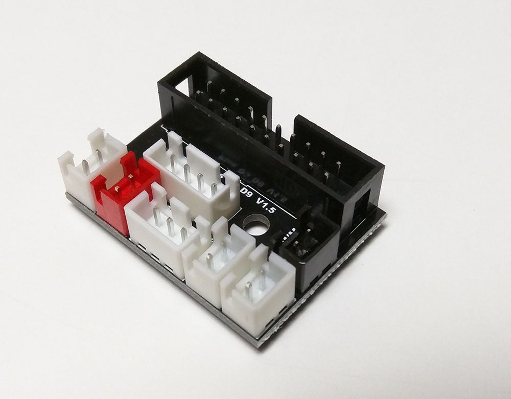 Wanhao D6/D9 Interface Board - Digitmakers.ca providing 3d printers, 3d scanners, 3d filaments, 3d printing material , 3d resin , 3d parts , 3d printing services