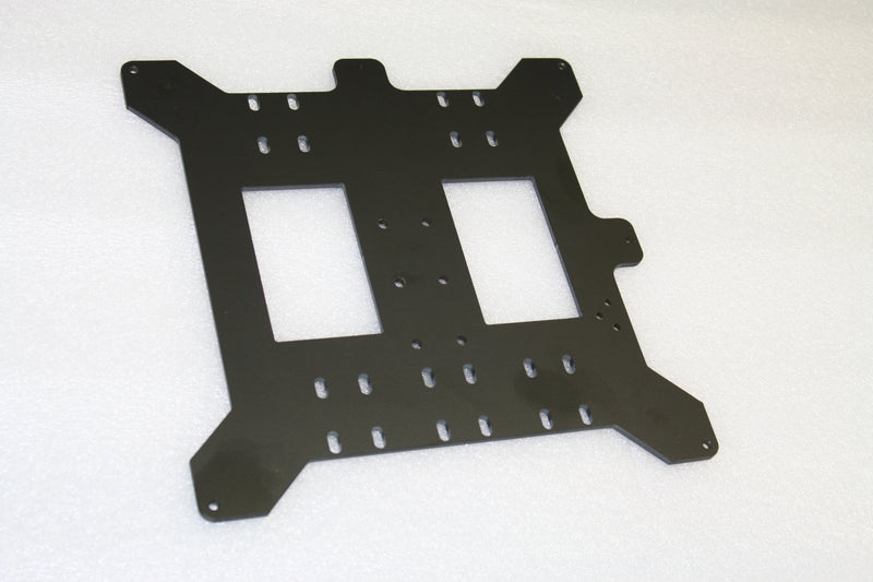 Y-Axis Carriage Plate for (Wanhao I3 ) v2.1 and PLUS - Digitmakers.ca providing 3d printers, 3d scanners, 3d filaments, 3d printing material , 3d resin , 3d parts , 3d printing services