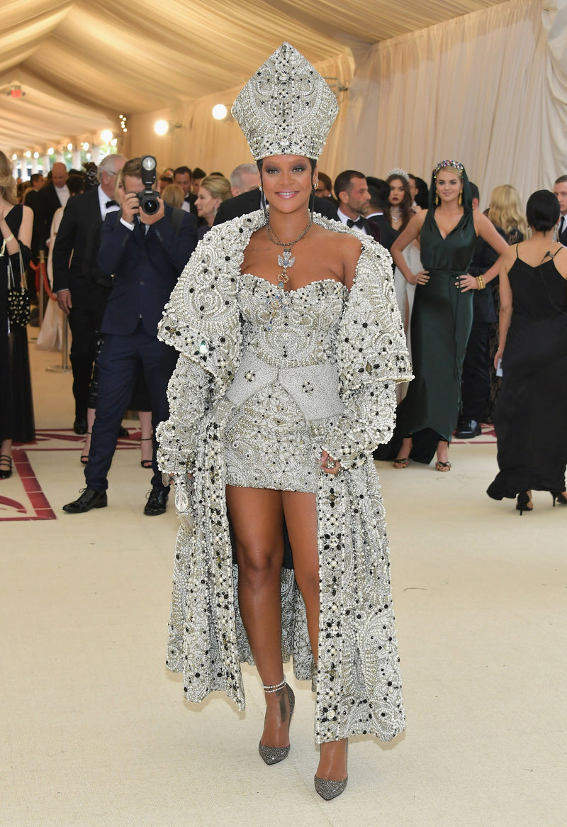 10 Favorite Looks from the Met Gala