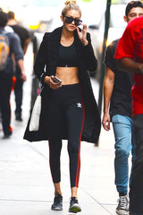 Gigi Hadid in Athleisure