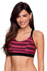 Crispy Citron Sports Bra
