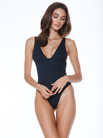 High Tide Bottom - Black