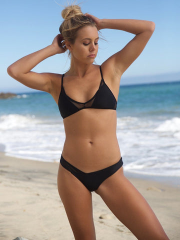 Low Tide Top - Black