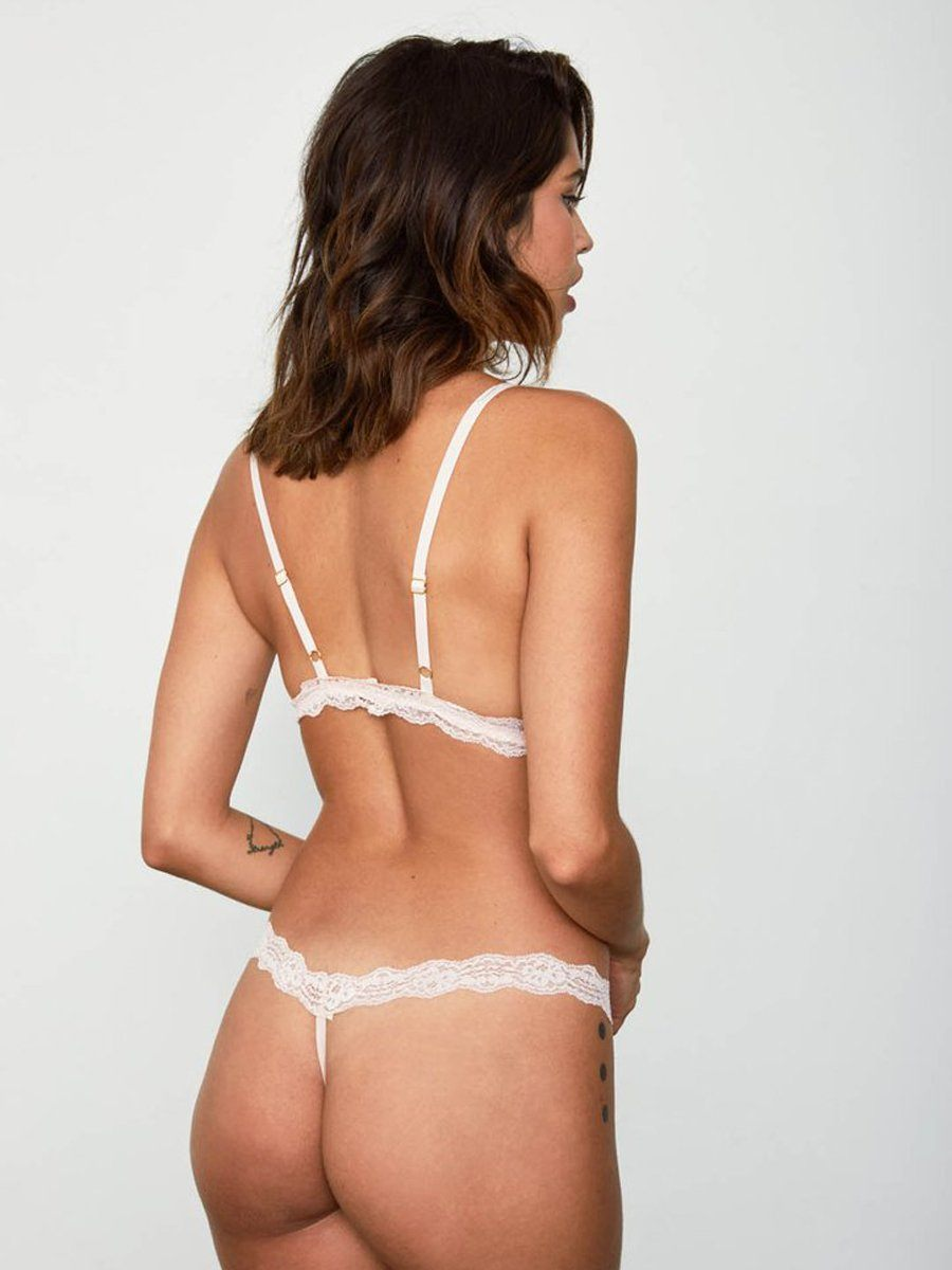 HAH t-string in naked. Free shipping and easy returns
