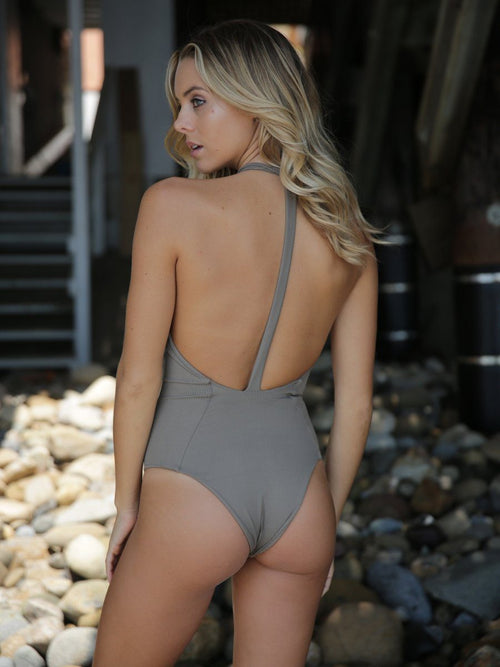 Beautiful one piece swimsuit. Flirty & Super Flattering. Free shipping when you make a purchase with us