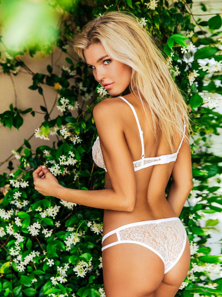 Shop the chardonnay lace set from plumeria swimwear at crispy citron. We offer free shipping and easy returns