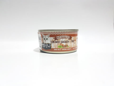 Kit Cat Canned Cat Food