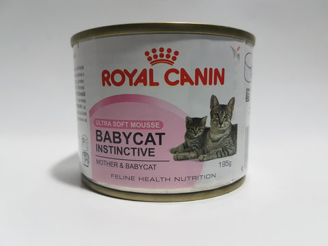 Royal Canin Feline - Baby Cat Instinctive Canned Food