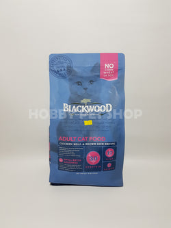 Blackwood Adult Cat - Chicken Meal & Brown Rice Recipe